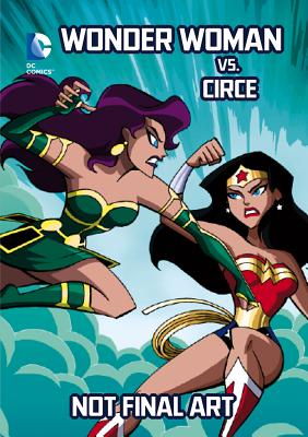 Wonder Woman Vs. Circe By Sutton, Laurie S