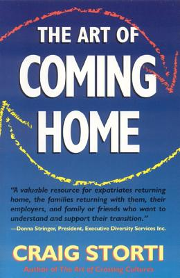 Art of Coming Home By Storti, Craig